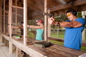 Where you can practice in a safe, secure environment
